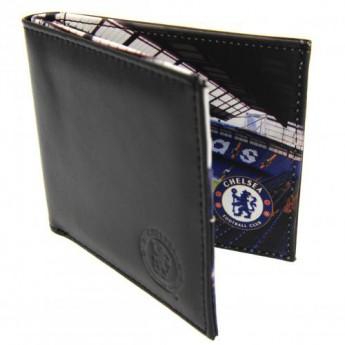 FC Chelsea kožená peněženka Panoramic Wallet