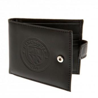 Manchester City kožená peněženka emEmbossed Leather Wallet 805