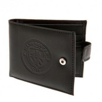 Manchester City kožená peněženka Anti Fraud Wallet