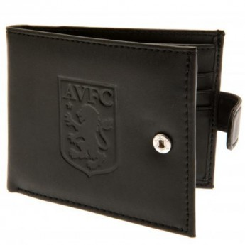 Aston Villa kožená peněženka Anti Fraud Wallet