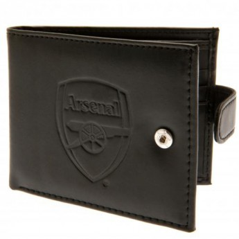 FC Arsenal kožená peněženka Anti Fraud Wallet