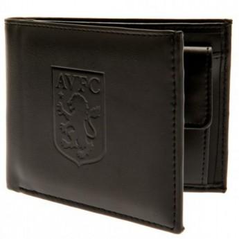 Aston Villa peněženka z technické kůže Debossed Wallet
