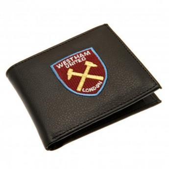 West Ham United peněženka z technické kůže Embroidered Wallet