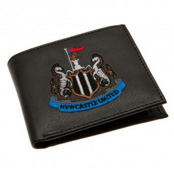 Newcastle United peněženka z technické kůže Embroidered Wallet