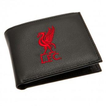 FC Liverpool peněženka z technické kůže Embroidered Wallet