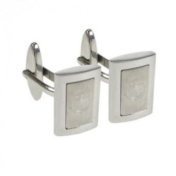 FC Everton manžetové knoflíčky Stainless Steel Framed Cufflinks