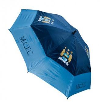Manchester City deštník Golf Umbrella Double Canopy