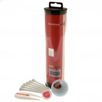 Sunderland golfový set Golf Gift Tube