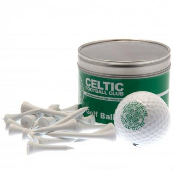 FC Celtic golfový set Ball & Tee Set