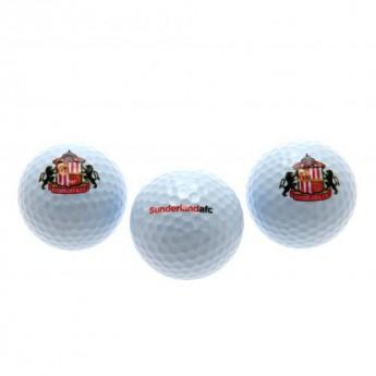 Sunderland golfové míčky Golf Balls