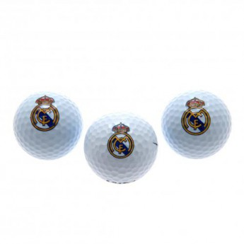 Real Madrid golfové míčky Golf Balls