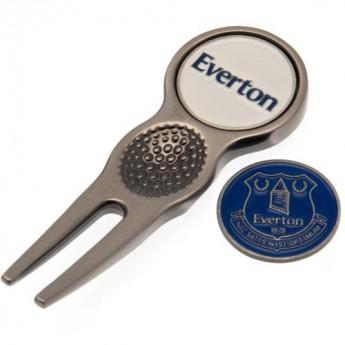 FC Everton set vypichovátka a markeru Divot Tool & Marker