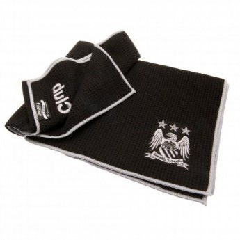 Manchester City ručník osuška Aqualock Caddy Towel