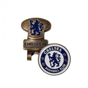 FC Chelsea golfový set Hat Clip & Marker