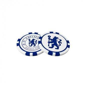 FC Chelsea marker míčku Poker Chip Ball Markers