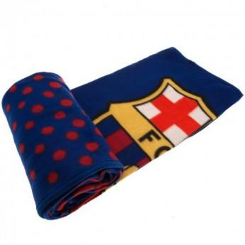 FC Barcelona deka Fleece Blanket FD