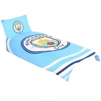 Manchester City povlečení na jednu postel Single Duvet Set PL