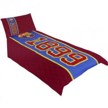 FC Barcelona povlečení na jednu postel Single Duvet Set ES
