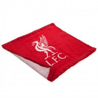 FC Liverpool ručník na obličej Face Cloth