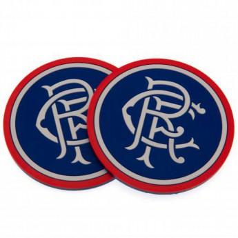 FC Rangers set podtácků 2pk Coaster Set