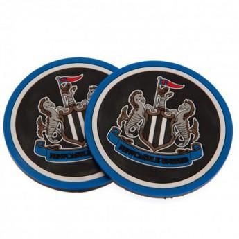 Newcastle United set podtácků 2pk Coaster Set