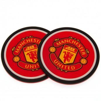 Manchester United set podtácků 2pk Coaster Set