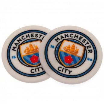 Manchester City set podtácků 2pk Coaster Set