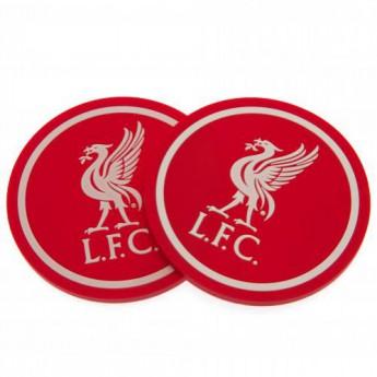 FC Liverpool set podtácků 2pk Coaster Set