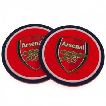 FC Arsenal set podtácků 2pk Coaster Set