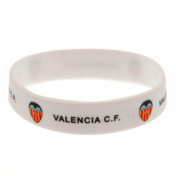 Valencia CF silikonový náramek Silicone Wristband