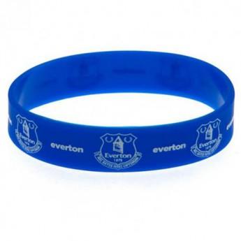 FC Everton silikonový náramek Silicone Wristband