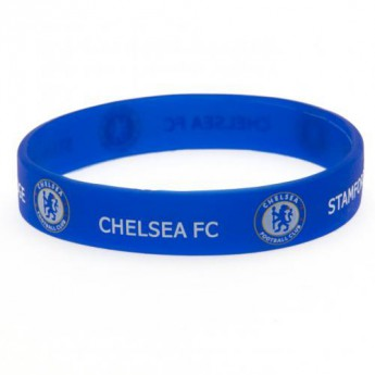 Chelsea F.C. Silicone Wristband