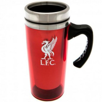 FC Liverpool cestovní hrnek Travel Mug