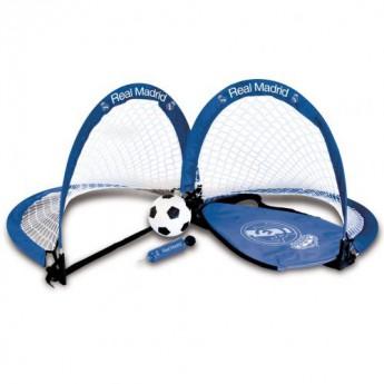 Real Madrid fotbalový set Skill Goal Set