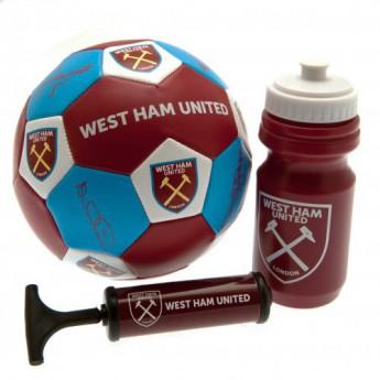 West Ham United fotbalový set Football Set