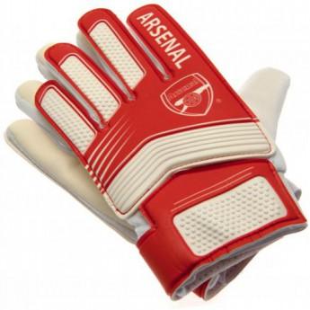 FC Arsenal dětské brankářské rukavice Goalkeeper Gloves Yths