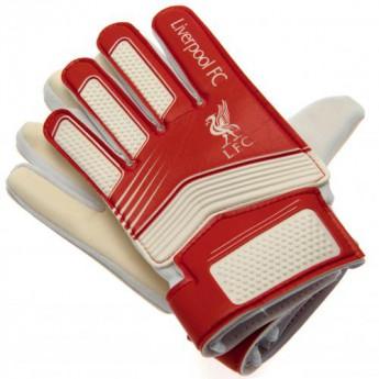 FC Liverpool dětské brankářské rukavice Goalkeeper Gloves Kids