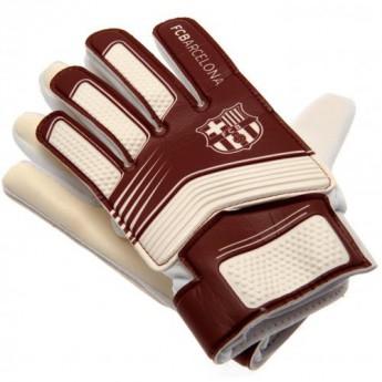 FC Barcelona dětské brankářské rukavice Goalkeeper Gloves Kids