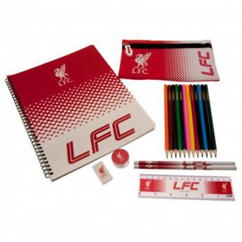 FC Liverpool školní set Ultimate Stationery Set