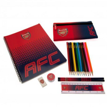 FC Arsenal školní set Ultimate Stationery Set