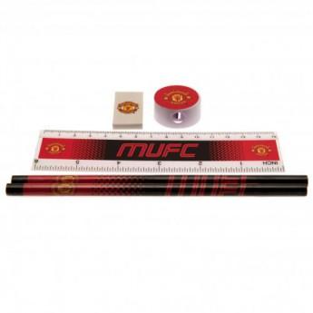 Manchester United školní set Core Stationery Set FD