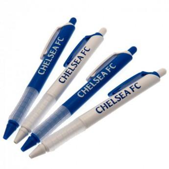 FC Chelsea set propisek 4pk Pen Set
