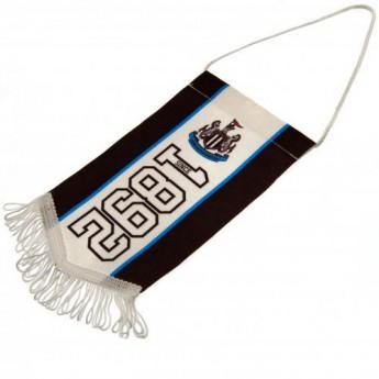 Newcastle United vlajka Mini Pennant SN