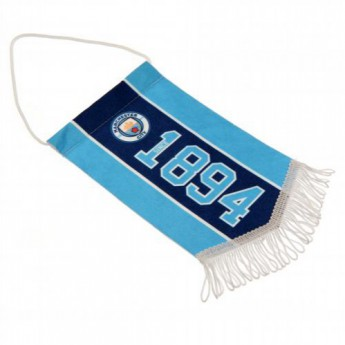 Manchester City vlajka Mini Pennant SN