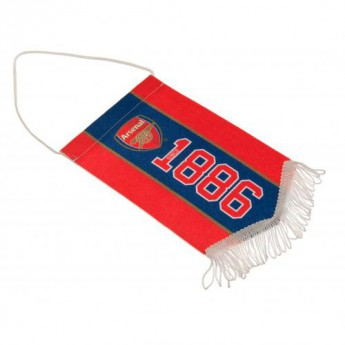 FC Arsenal vlajka Mini Pennant SN