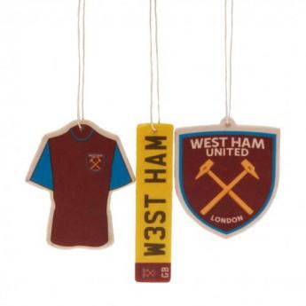 West Ham United osvěžovač vzduchu 3pk