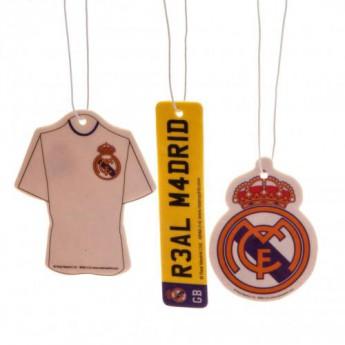 Real Madrid osvěžovač vzduchu 3pk