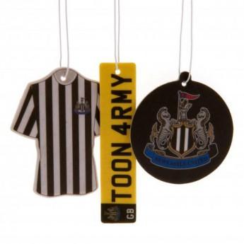 Newcastle United osvěžovač vzduchu 3pk