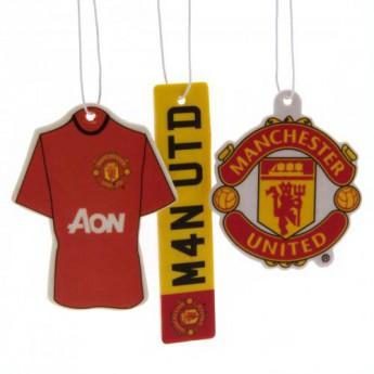Manchester United osvěžovač vzduchu 3pk