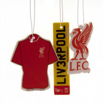 FC Liverpool osvěžovač vzduchu 3pk